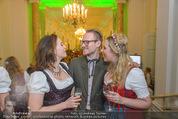 Steirerball - Hofburg - Fr 08.01.2016 - Lena HOSCHEK, Thomas KIRCHGRABNER, Niki OSL88