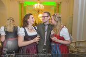 Steirerball - Hofburg - Fr 08.01.2016 - Lena HOSCHEK, Thomas KIRCHGRABNER, Niki OSL89