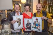 Kiddy Ribbon - FilmCafe - Mi 13.01.2016 - Andrea H�NDLER, Wolfgang Fiffi PISSECKER, Gary LUX16