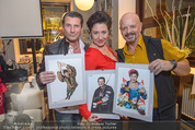 Kiddy Ribbon - FilmCafe - Mi 13.01.2016 - Andrea H�NDLER, Wolfgang Fiffi PISSECKER, Gary LUX18