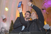 Zuckerbäckerball - Hofburg - Do 14.01.2016 - 23