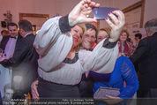 Zuckerbäckerball - Hofburg - Do 14.01.2016 - Susanna HIRSCHLER, Gabriela BENESCH, Martin FURRER33