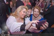 Zuckerbäckerball - Hofburg - Do 14.01.2016 - Susanna HIRSCHLER, Gabriela BENESCH, Martin FURRER35