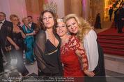 Zuckerbäckerball - Hofburg - Do 14.01.2016 - Jazz GITTI mit Tochter Shlomit BUTBUL, Susanna HIRSCHLER5