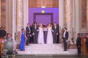 Zuckerbäckerball - Hofburg - Do 14.01.2016 - Baller�ffnung57