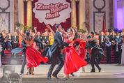 Zuckerbäckerball - Hofburg - Do 14.01.2016 - Baller�ffnung71