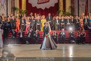Zuckerbäckerball - Hofburg - Do 14.01.2016 - Natalia USHAKOVA singt w�hrend der Er�ffnung73