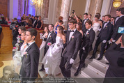 Zuckerbäckerball - Hofburg - Do 14.01.2016 - 75