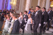 Zuckerbäckerball - Hofburg - Do 14.01.2016 - 76