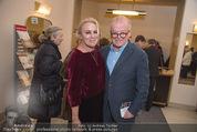 Dreigroschenoper Galavorstellung - Theater an der Wien - Sa 16.01.2016 - Isabella und Rudi KLAUSNITZER10
