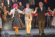 Dreigroschenoper Galavorstellung - Theater an der Wien - Sa 16.01.2016 - Angelika KIRCHSCHLAGER, Tobias MORETTI, Johannes KALITZKE100