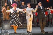 Dreigroschenoper Galavorstellung - Theater an der Wien - Sa 16.01.2016 - Angelika KIRCHSCHLAGER, Tobias MORETTI, Johannes KALITZKE101