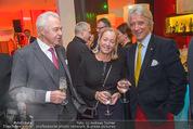 Dreigroschenoper Galavorstellung - Theater an der Wien - Sa 16.01.2016 - Harald SERAFIN, Agnes HUSSLEIN mit Ehemann Peter HUSSLEIN109