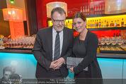 Dreigroschenoper Galavorstellung - Theater an der Wien - Sa 16.01.2016 - Stefan RUZOWITZKY mit Ehefrau Birgit112