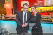 Dreigroschenoper Galavorstellung - Theater an der Wien - Sa 16.01.2016 - Stefan RUZOWITZKY mit Ehefrau Birgit113
