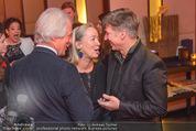 Dreigroschenoper Galavorstellung - Theater an der Wien - Sa 16.01.2016 - Agnes HUSSLEIN mit Ehemann Peter HUSSLEIN, Tobias MORETTI115