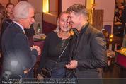 Dreigroschenoper Galavorstellung - Theater an der Wien - Sa 16.01.2016 - Agnes HUSSLEIN mit Ehemann Peter HUSSLEIN, Tobias MORETTI116
