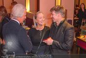 Dreigroschenoper Galavorstellung - Theater an der Wien - Sa 16.01.2016 - Agnes HUSSLEIN mit Ehemann Peter HUSSLEIN, Tobias MORETTI117