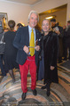 Dreigroschenoper Galavorstellung - Theater an der Wien - Sa 16.01.2016 - Agnes HUSSLEIN mit Ehemann Peter HUSSLEIN27