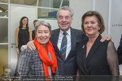 Dreigroschenoper Galavorstellung - Theater an der Wien - Sa 16.01.2016 - Helga RABL-STADLER, Heinz und Margit FISCHER61