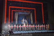 Dreigroschenoper Galavorstellung - Theater an der Wien - Sa 16.01.2016 - Schlussbild, Schlussapplaus, B�hnenfoto90