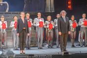 Dreigroschenoper Galavorstellung - Theater an der Wien - Sa 16.01.2016 - Schlussbild, Schlussapplaus, B�hnenfoto91