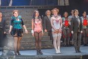 Dreigroschenoper Galavorstellung - Theater an der Wien - Sa 16.01.2016 - Schlussbild, Schlussapplaus, B�hnenfoto92