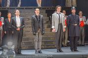 Dreigroschenoper Galavorstellung - Theater an der Wien - Sa 16.01.2016 - Schlussbild, Schlussapplaus, B�hnenfoto93