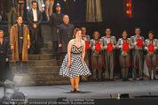 Dreigroschenoper Galavorstellung - Theater an der Wien - Sa 16.01.2016 - Schlussbild, Schlussapplaus, B�hnenfoto95