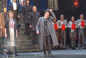 Dreigroschenoper Galavorstellung - Theater an der Wien - Sa 16.01.2016 - Schlussbild, Schlussapplaus, B�hnenfoto97