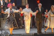 Dreigroschenoper Galavorstellung - Theater an der Wien - Sa 16.01.2016 - Angelika KIRCHSCHLAGER, Tobias MORETTI, Johannes KALITZKE99