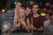 Party Animals - Melkerkeller - Sa 16.01.2016 - 11
