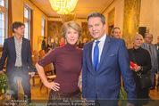 Opernball PK - Wiener Staatsoper - Di 19.01.2016 - Barbara RETT, Alfons HAIDER1