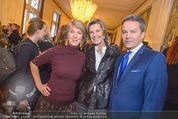 Opernball PK - Wiener Staatsoper - Di 19.01.2016 - Barbara RETT, Desiree TREICHL-ST�RKGH, Alfons HAIDER29