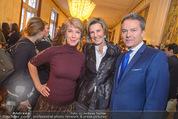 Opernball PK - Wiener Staatsoper - Di 19.01.2016 - Barbara RETT, Desiree TREICHL-ST�RKGH, Alfons HAIDER30