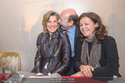Opernball PK - Wiener Staatsoper - Di 19.01.2016 - Dominique MEYER, Desiree TREICHL-ST�RGKH, Eva DINTSIS40
