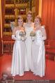 Opernball PK - Wiener Staatsoper - Di 19.01.2016 - Deb�dantinnen Patricia, Darina und Lisamarie54