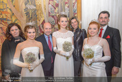 Opernball PK - Wiener Staatsoper - Di 19.01.2016 - E. DINTSIS, D. MEYER, D. TREICHL, Roman SVABEK mit Deb�dantinne66