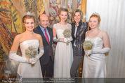 Opernball PK - Wiener Staatsoper - Di 19.01.2016 - Dominque MEYER, Desiree TREICHL-ST�RGKH mit Deb�dantinnen69