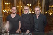 Abend der Nominierten - Rathaus - Di 19.01.2016 - Ulrich SEIDL, Veronika FRANZ, Severin FIALA1