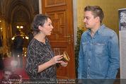 Abend der Nominierten - Rathaus - Di 19.01.2016 - Patrick VOLLRATH, Ursula STRAUSS10