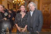 Abend der Nominierten - Rathaus - Di 19.01.2016 - Wolfgang MURNBERGER, Ursula STRAUSS11