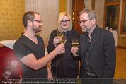 Abend der Nominierten - Rathaus - Di 19.01.2016 - Ulrich SEIDL, Veronika FRANZ, Severin FIALA26