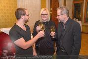 Abend der Nominierten - Rathaus - Di 19.01.2016 - Ulrich SEIDL, Veronika FRANZ, Severin FIALA27