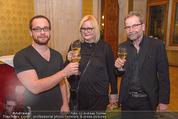 Abend der Nominierten - Rathaus - Di 19.01.2016 - Ulrich SEIDL, Veronika FRANZ, Severin FIALA28