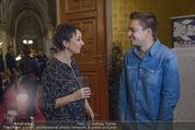 Abend der Nominierten - Rathaus - Di 19.01.2016 - Patrick VOLLRATH, Ursula STRAUSS9