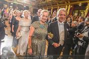 Philharmonikerball 2016 - Wiener Musikverein - Do 21.01.2016 - Agnes und Peter HUSSLEIN105