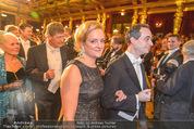 Philharmonikerball 2016 - Wiener Musikverein - Do 21.01.2016 - Felicitas HERBERSTEIN106