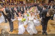 Philharmonikerball 2016 - Wiener Musikverein - Do 21.01.2016 - Baller�ffnung119