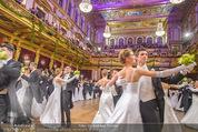 Philharmonikerball 2016 - Wiener Musikverein - Do 21.01.2016 - Baller�ffnung122